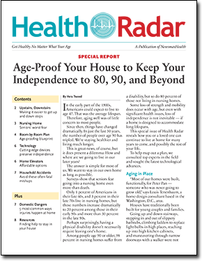 Age-Proof Your Home