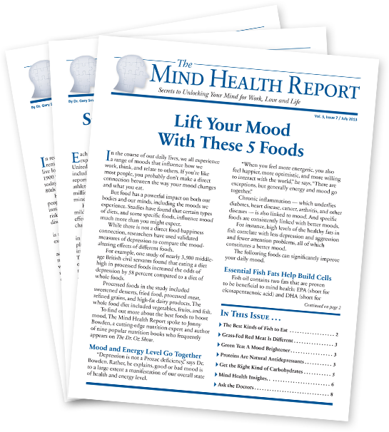 Mind Health Report