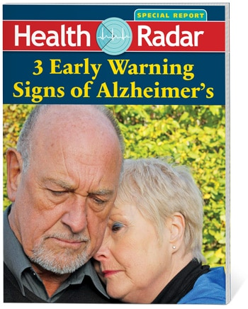 3 Early Warning Signs of Alzheimer's SR